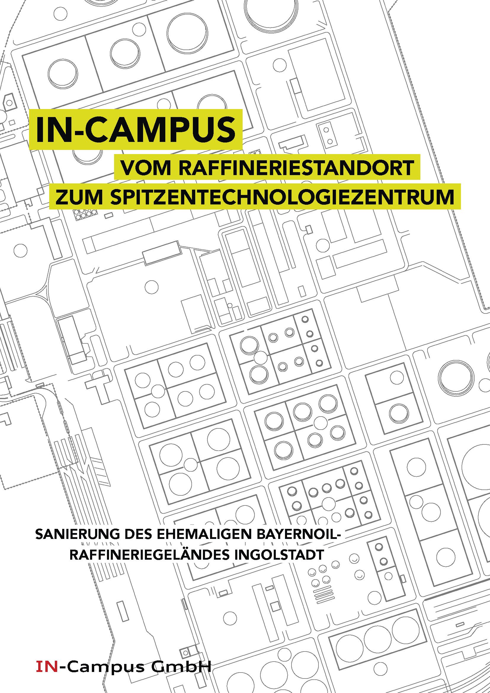 IN-Campus Broschüre