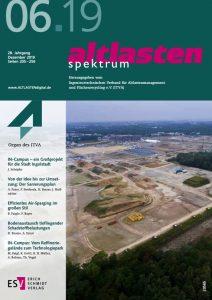 """Sonderheft """"altlasten spektrum"""" – R & H erhält Gastbeitrag"""