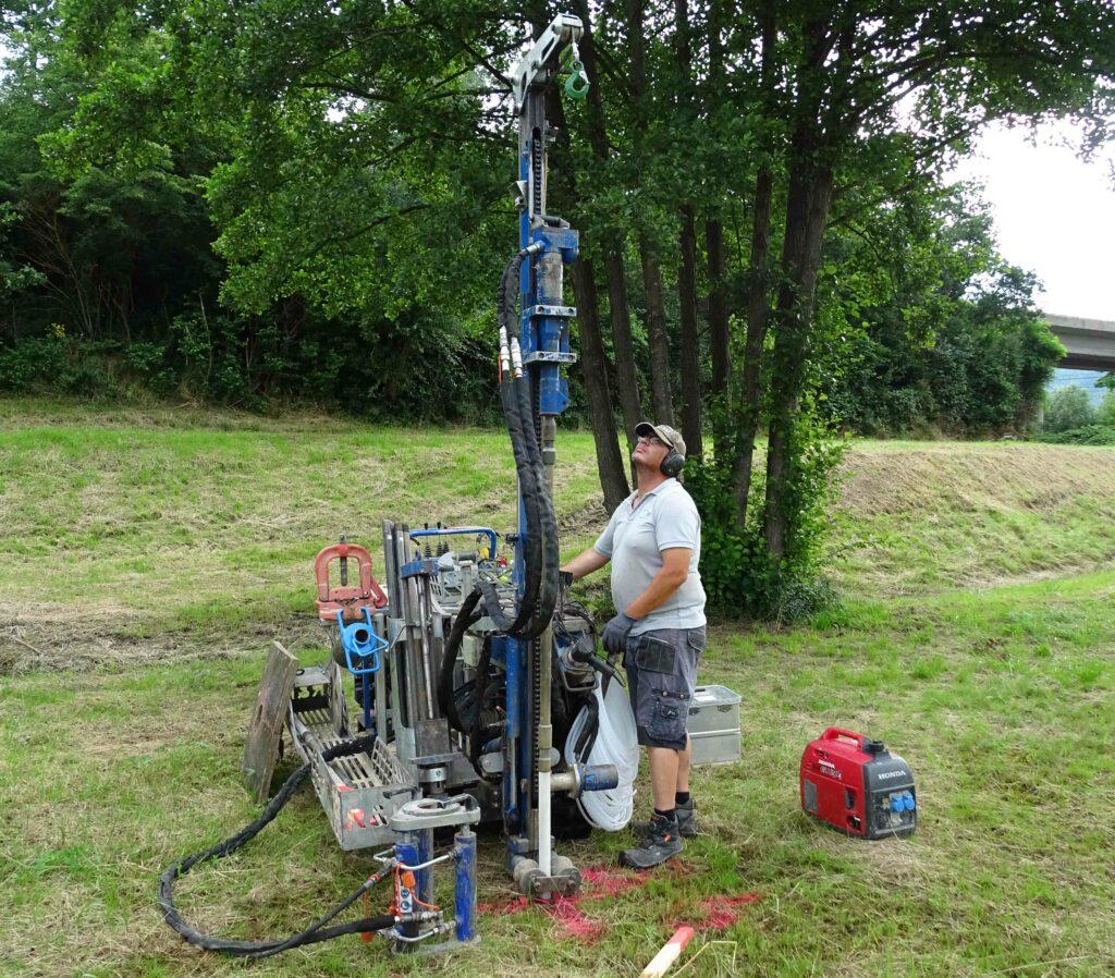 PFC im Grundwasser – R & H Umwelt führt Untersuchungen durch