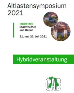 Rückblick – GAB-Altlastensymposium 2021