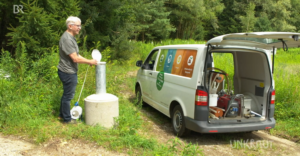 BR Fernsehen | Beitrag zur PFAS-Verunreinigung in der Gemeinde Eggstätt